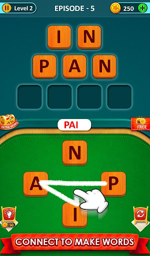 Word Game 2020 - Word Connect Puzzle Game 2.6.1 screenshots 1