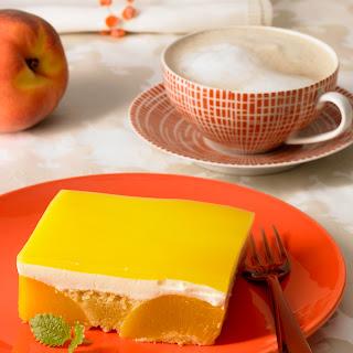 Orangen-Pfirsich-Kuchen