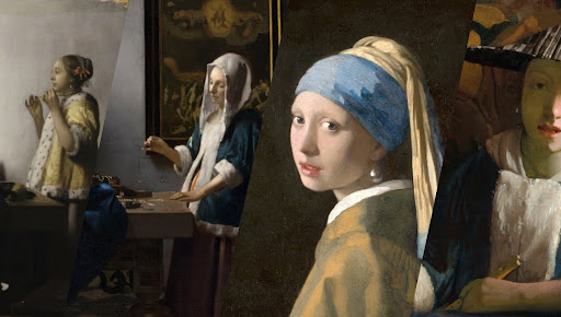 A la rencontre de Vermeer - Google Arts & Culture