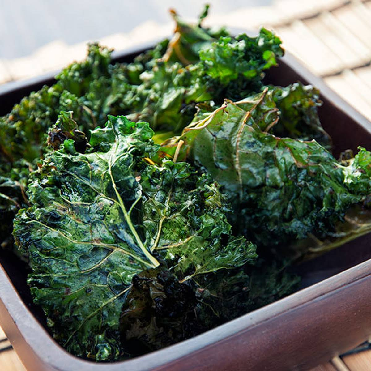 Kale Chips No Oil Recipes Yummly