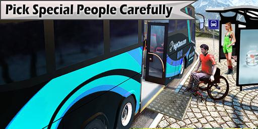 Offroad Bus Driving Simulator 2 : Telolet 1.0 screenshots 2