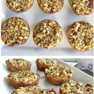 High Fiber Low Fat Banana Muffins Recipes.