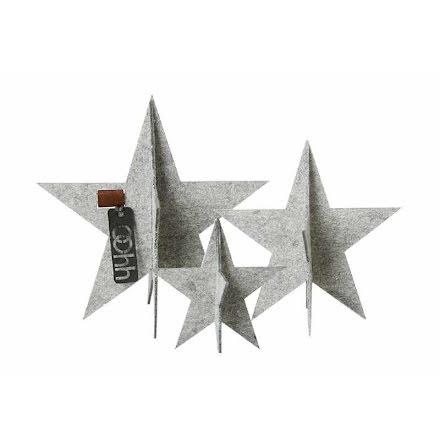 Stjärnor 3-set OOhh