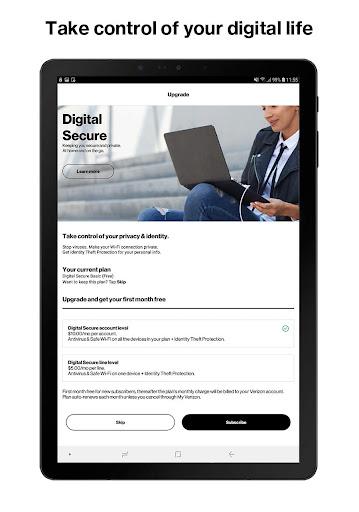 Digital Secure screenshot 8