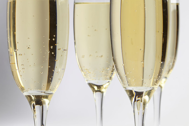 Bubbly is the most versatile wine and can be enjoyed with breakfast, lunch and dinner.