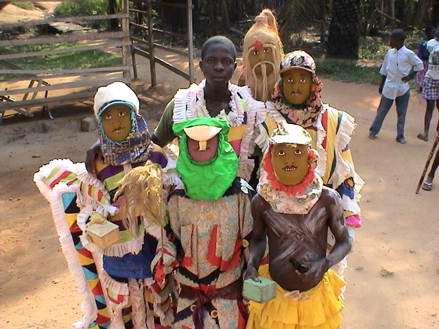 Liberian Culture And Tradition ONE | How count...