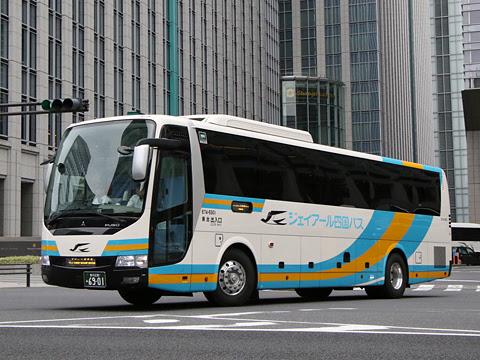 JR四国バス「ドリーム高松号」 6901