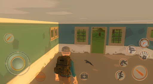 Z-WORLD : Offline Open World Zombie Survival Game  captures d'u00e9cran 2