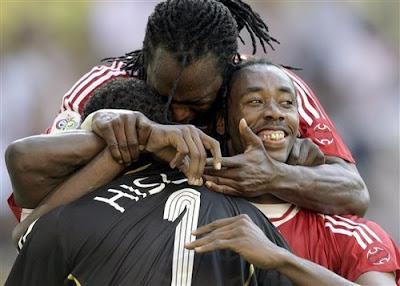 Nazionale di calcio di Trinidad e Tobago