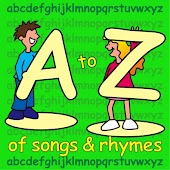A To Z Of Songs & Rhymes