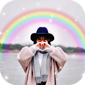Photo Rainbow Effect icon