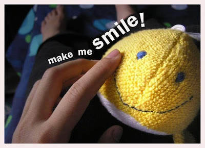 Have you smiled today? Let's smile together! Great positive!