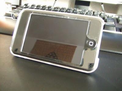 クリスタルジャケットセット for iPod touchを買ってみた