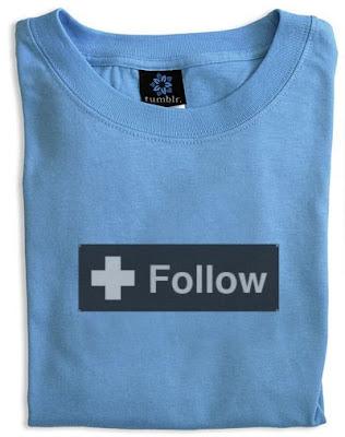 ボクをFollowして! - Follow Tシャツ