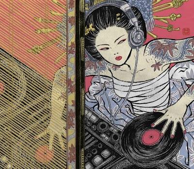 和風イラストクリエイター「YukoShimizu」の世界
