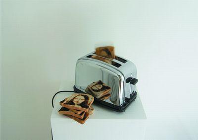 モナ・リザ トースター
