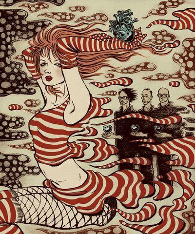 日本風味とエロティックのコラボアート「Yuko Shimizu」