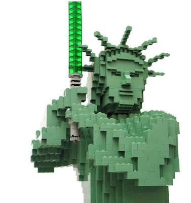 LEGOアートギャラリー(1200点以上)