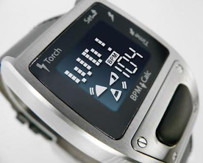 クラブ仕様なBPMを計れる腕時計