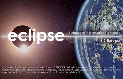 Eclipse3.3(Europa)を一まとめにしたwtp-all-in-one-sdkを使ってみた