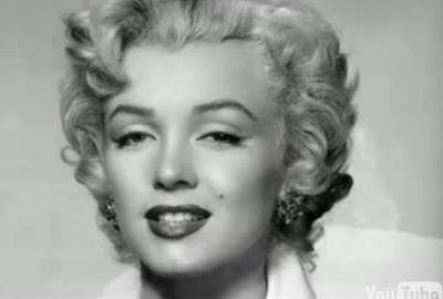 歴代の有名女優の顔をモーフィングで繋いだ映像