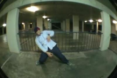 物凄く早いポッピンダンス映像