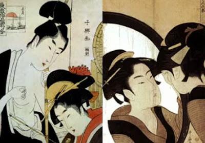 日本伝統の浮世絵スライドショー