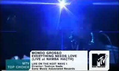 アンセムなHouse「Mondo Grosso」のかっこいいPVまとめ