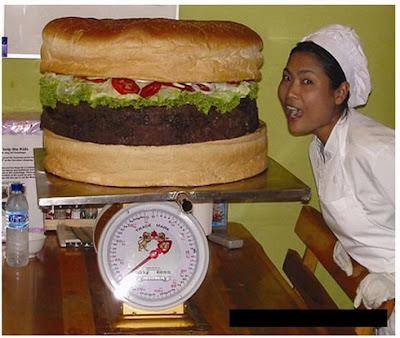 どんだけ~ハンバーガー