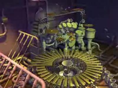 アニメーションで奏でる「Animusic」のまとめ映像
