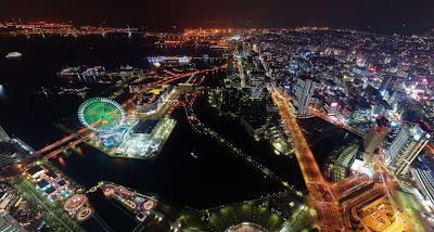 横浜を一望できるパノラマFlash