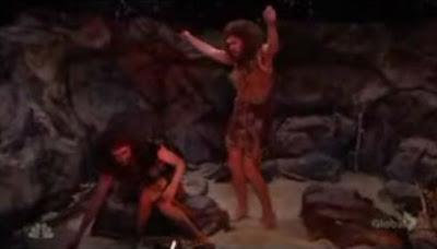 原始時代にダンスが生まれた瞬間の映像