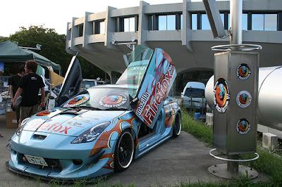 Firefox car