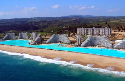 世界一大きなプール