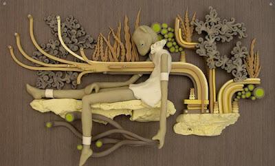 Meredith Dittmarによるポップな粘土アート