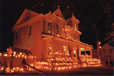 かぼちゃだらけなPumpkin House
