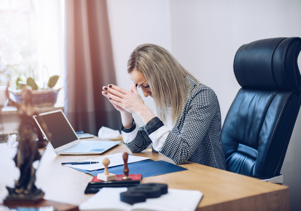 In this pandemic, female lawyers who are moms are managing the stress of meeting their firm's billable hour expectations on top of the time required to care for their families.