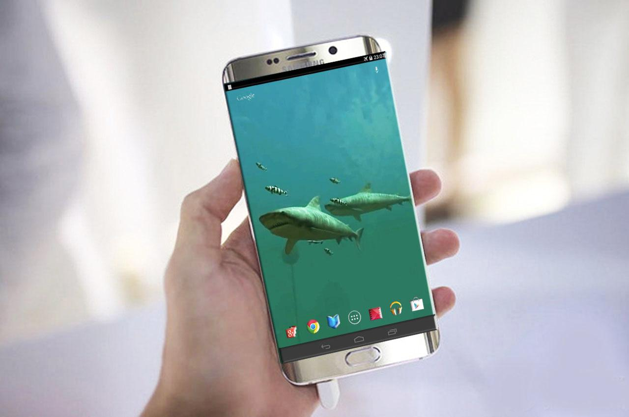tiger sharks 3d live wallpaper android apps on google play