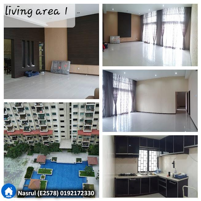 Puri Aiyu Condominium, Seksyen 22 Shah Alam