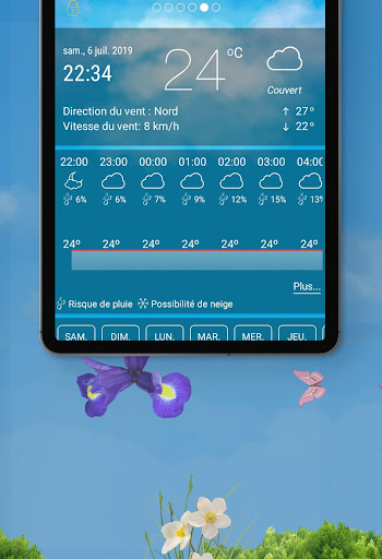 Weather today : Local weather forecast  Screenshots 9