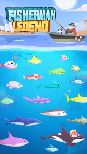 Fisherman Legend - Experience Real Fishing! apkmind screenshots 4