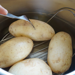 How to Boil Potatoes in Instant Pot? Recipe
