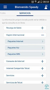 Mi Telcel- screenshot thumbnail