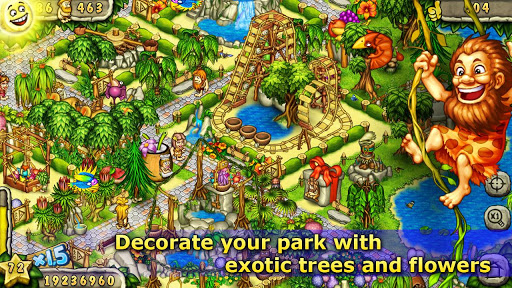 Prehistoric Park Builder screenshot 10