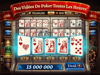 Scatter HoldEm Poker – Texas Holdem Online Poker APK Download – Free Card GAME for Android 5