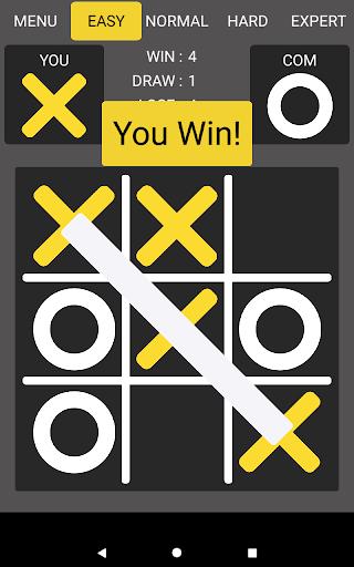 Tic Tac Toe : Noughts and Crosses, OX, XO 1.7.0 screenshots 14