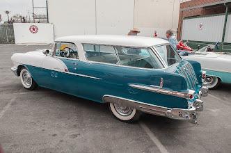 Photo: Dick Croxall's '57 Pontiac Safari Wagon