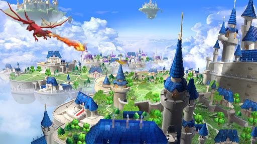 Sky Kingdoms APK MOD – Pièces Illimitées (Astuce) screenshots hack proof 2