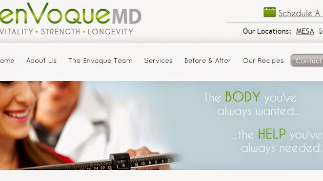[YAML: gp_cover_alt] Envoque MD Mesa-Scottsdale Hormone and Testosterone Therapy