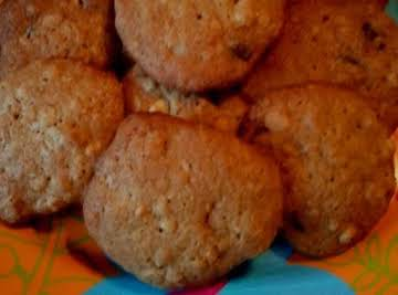 The Best Banana Oatmeal Cookies on the Planet
